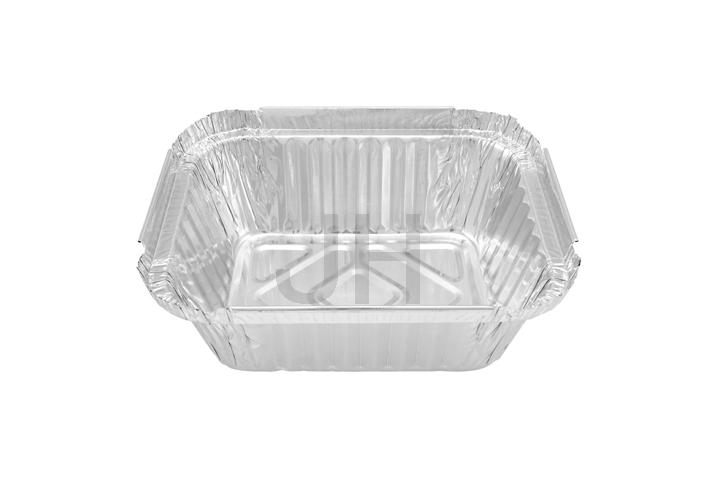 1 Lb. Oblong Foil Container RE450